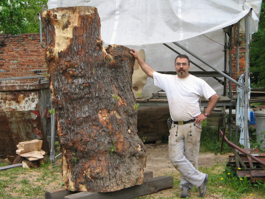 Wieso baut man eigentlich Skulpturen?